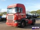 cap tractor Scania R 420 MANUAL ETADE