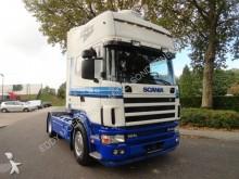 cap tractor Scania R 164L 580 Topline