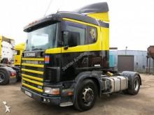 cap tractor Scania R 380