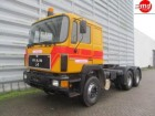 MAN 26.372 6X4 MANUEL FULL STEEL SLEEP CABINE tractor unit