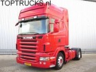 cap tractor Scania second-hand