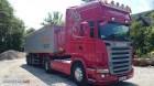 ciągnik siodłowy Scania R420