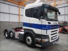 cap tractor Scania R420 TRACTOR UNIT - 2007 - AY57 BWC