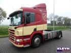 cap tractor Scania P 340 MANUAL