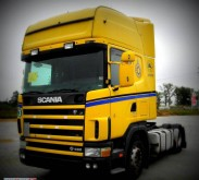 ciągnik siodłowy Scania SCANIA 164 L 480 MANUAL RETARDER