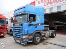 Scania LA R 124 tractor unit