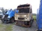 ciągnik siodłowy Volvo powypadkowy