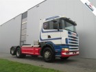 Scania EXPECTED WITIN 2 WEEKS: 124.400 6X2 MANUEL FULL tractor unit