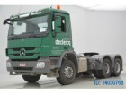 cap tractor Mercedes Actros 3344 S - 6 X 4