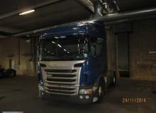 ciągnik siodłowy Scania używany