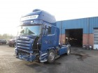 Scania R 500 Topline tractor unit