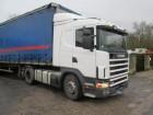cap tractor Scania L 114L380