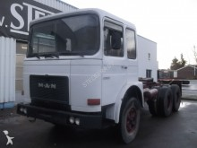 tracteur MAN 32-280 6x4 , 6cylinder,Spring Suspension