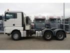 MAN TGX 33.480 6X4 MANUAL GEARBOX 160 TON'S CLUTCH C tractor unit