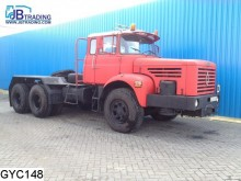 Berliet TBO 6x4, Manual, Steel suspension, Naafreductie tractor unit