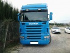 tracteur produits dangereux / adr Scania occasion