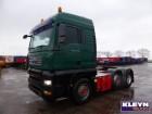 MAN 26.440 MANUAL 8L tractor unit
