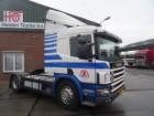 Scania LA P114-340 4X2 NA 71115 tractor unit