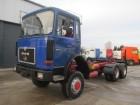 MAN 26.361 (6X6 / FULL STEEL SUSPENSION) tractor unit