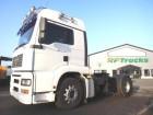 MAN TGA 18.430 BLS/ LX / ADR / Kompressor Brätsch tractor unit