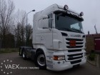 cap tractor Scania E R560 Highlin 6x2 ADR, Low Kilomtr!!, NORDIC