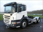 cap tractor Scania P380 FULL PET REG TRACTOR UNIT 2008 RX08 HCJ