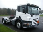 cap tractor Scania P380 FULL PET REG TRACTOR UNIT 2007 EU57 HDO