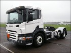 cap tractor Scania P380 FULL PET REG TRACTOR UNIT 2008 BV57 KNH
