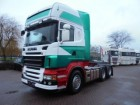 cap tractor Scania R480 Topline 6x2; opticruise + retarder