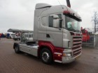 cap tractor Scania R420 Highline; Opticruise