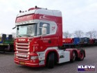 cap tractor Scania R 500 6X2 MANUAL ETADE