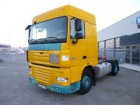 cap tractor DAF XF FT 105 410 SPACE CAB+MANUAL+ADR