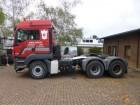 MAN TGS 33.440 - KIPPHYDRAULIK - MANUAL GEARBOX tractor unit