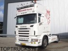 cap tractor Scania R420 MANUAL TOPLINE TOPCONDITION!!
