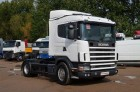 Scania 124 360 tractor unit