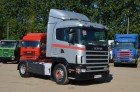 Scania SCANIA 124L 400 tractor unit