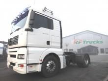 MAN TGA18.480/XLX Haus/Automatik/Klima/Nebenantr tractor unit