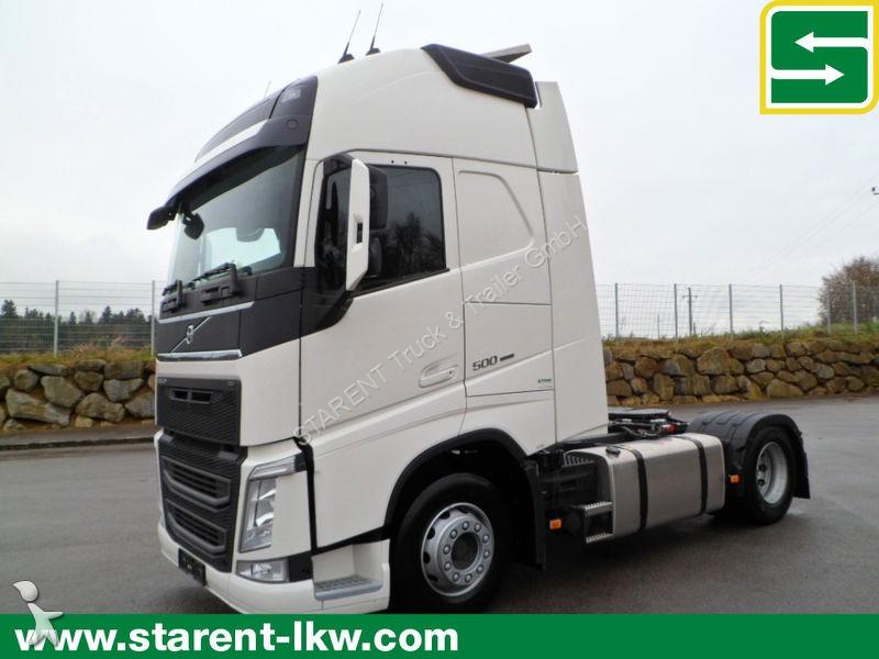 used volvo fh standard tractor unit 500 4x2 diesel euro 6 n 1227844. Black Bedroom Furniture Sets. Home Design Ideas
