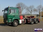 MAN 33.480 FULL STEEL tractor unit