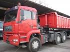 MAN TGA 33.460 tractor unit