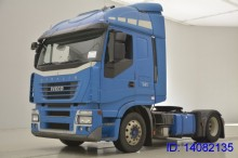 tracteur Iveco Stralis 420 - Manual