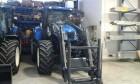 cabeza tractora New Holland nueva