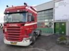 cap tractor Scania R 420 Higline, 3 Pedale Optiecuise, Blattfedeu
