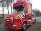cap tractor Scania T164-480