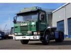 cap tractor Scania 92M