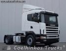 cap tractor Scania L 164L480