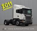 cap tractor Scania G 400