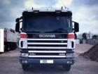 cap tractor Scania G 114G380