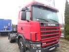 cap tractor Scania 124 360