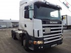 Scania EXPECTED WITHIN 2 WEEKS: 124 420 6X2 MANUEL HYDR tractor unit